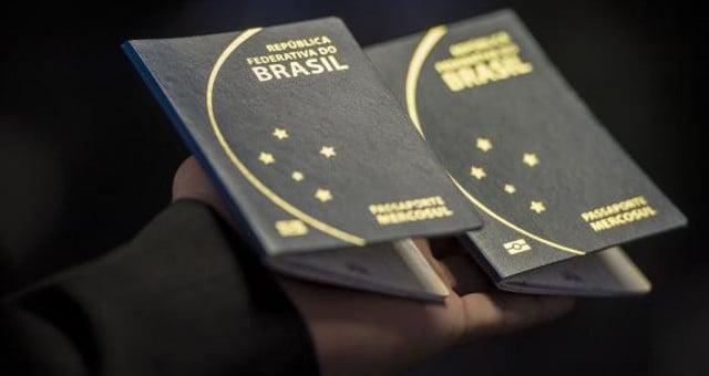 Resultado de imagem para Sistema eletrônico aumenta emissão de vistos para turista estrangeiro