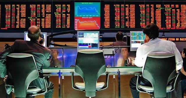 Ações da Bolsa de Valores de São Paulo
