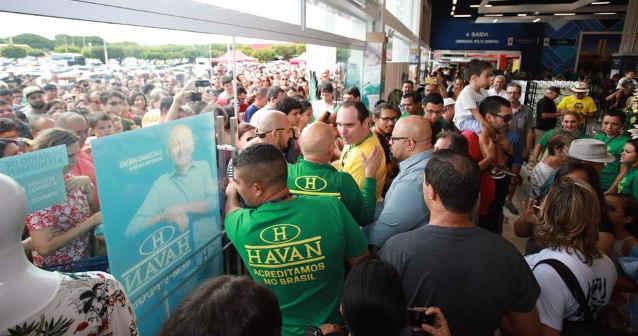 d086fe2db Grupo Havan inaugura loja em Brasília - Money Times