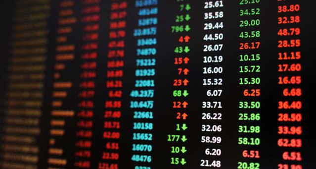 As ações e os fundos de ações