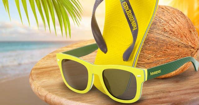 Alpargatas renova parceria para Havaianas Eyewear - Money Times 16f604cf2b