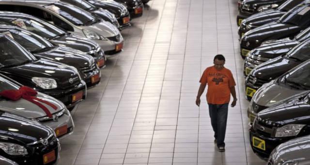 7c39b0bf2b58 Produção de veículos cresce 0,5% em abril, mostra Anfavea - Money Times