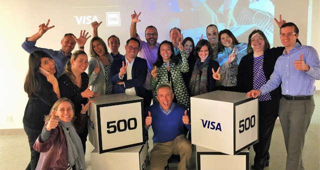 funcionários da 500 startups
