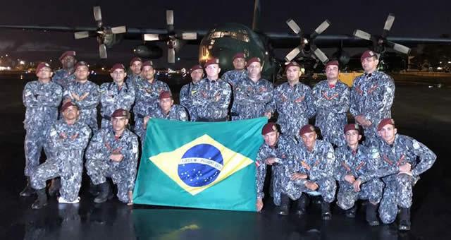 Resultado de imagem para Missão brasileira viaja a Moçambique para ajudar vítimas de ciclone