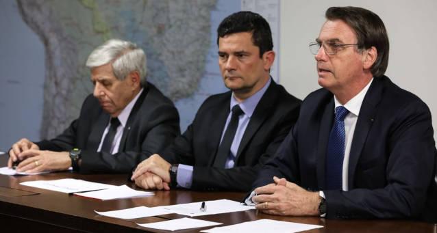 Jair Bolsonaro Sergio Moro