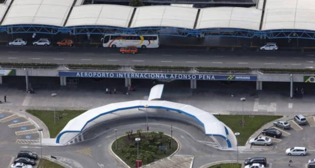 Aeroporto Afonso Pena Aviação