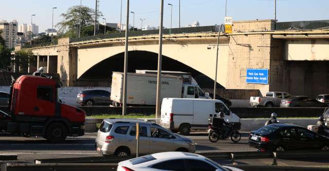 Casa Verde Ponte São Paulo Trânsito Marginal