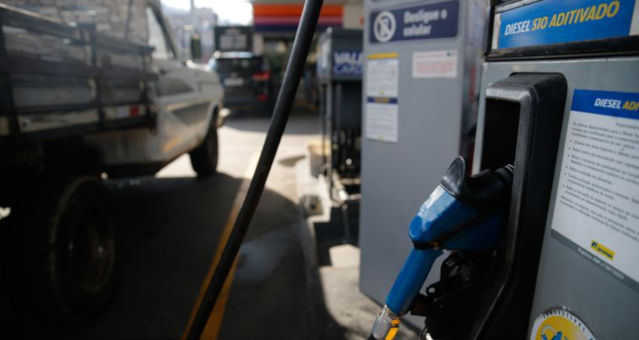 Diesel Petrobras Combustíveis