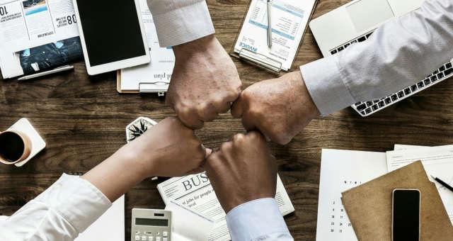 Empreendedorismo Reunão Executivos Carreira