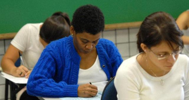 Ensino medio mulheres