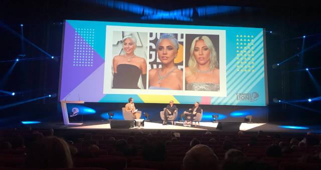 Tiffany Cannes Lady Gaga 2