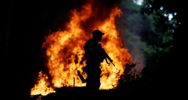 Amazônia Queimadas Militares