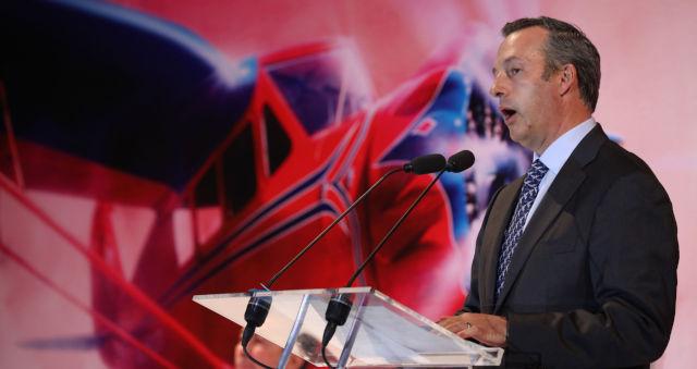 Andres Conesa, CEO da Aeromexico