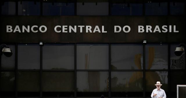 Entrada do Banco Central em Brasília