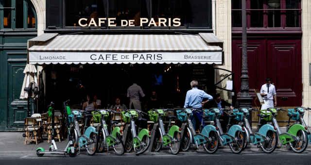 Bicicletas - França