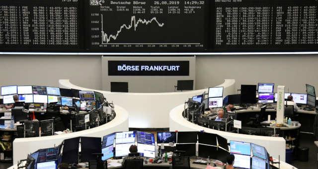 Bolsa Alemanha Europa