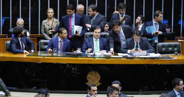 Câmara Congresso Rodrigo Maia