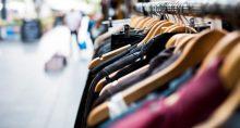 Compras roupas varejo