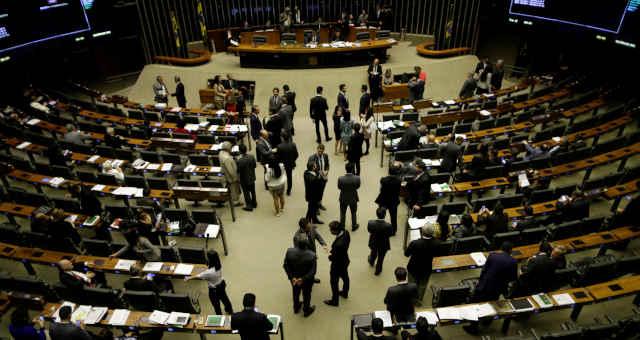 Congresso Câmara plenário