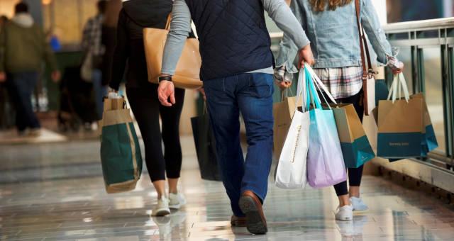 Consumidor Consumo EUA