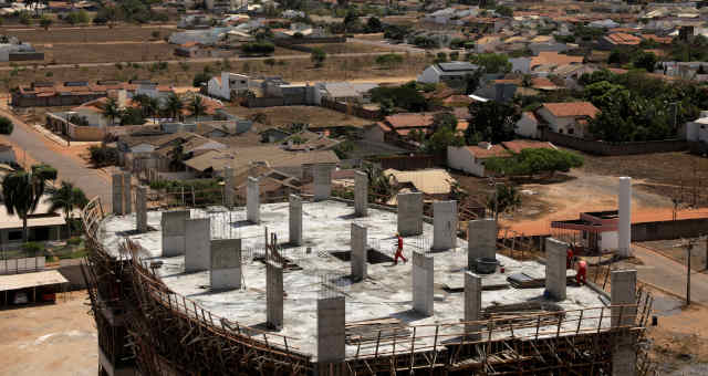 Construção civil Empreiteiras construtoras