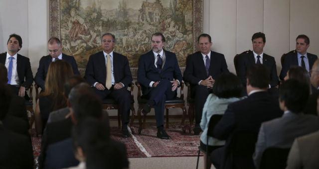 Economia Paulo Guedes Dias Toffoli