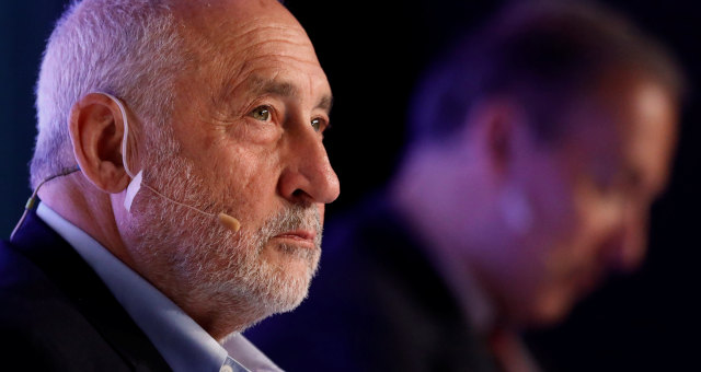 Joseph Stiglitz, economista vencedor do Nobel