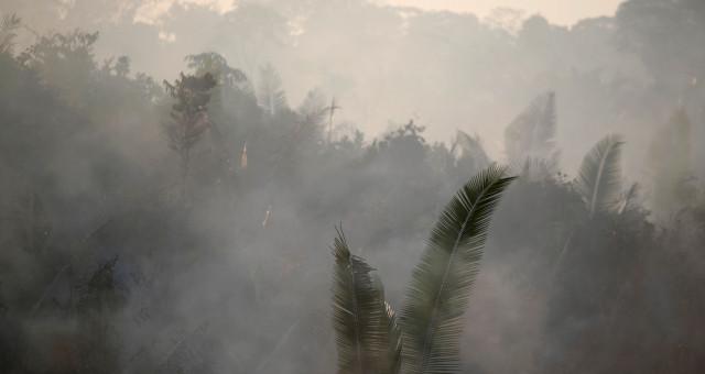 Meio ambiente Amazônia Queimadas