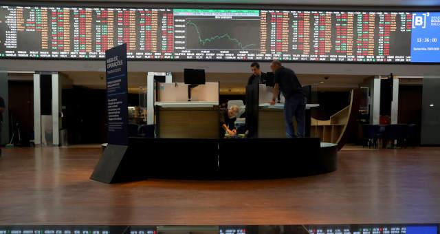 Mercados Ações Ibovespa