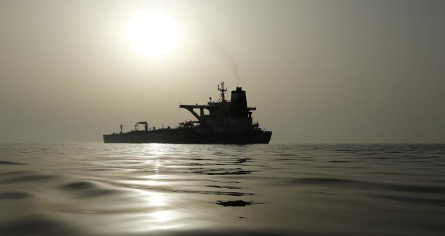 Petroleiro Irã