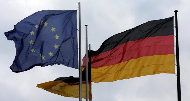 Alemanha União Europeia Europa Bandeiras