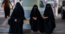 Arábia Saudita Abaya Oriente Médio Mulheres
