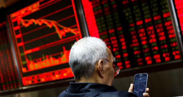 Ásia Bolsa Mercados Ações