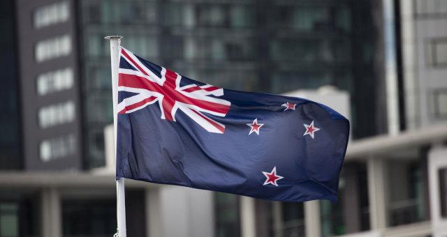 Bandeira nova zelandia