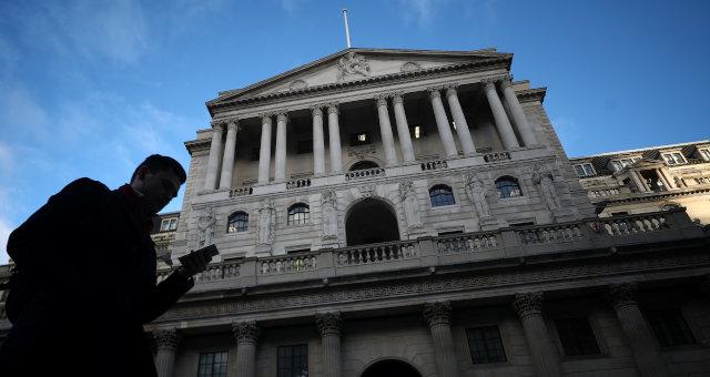BoE Banco Central da Inglaterra Reino Unido