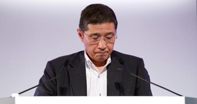 CEO da Nissan, Hiroto Saikawa