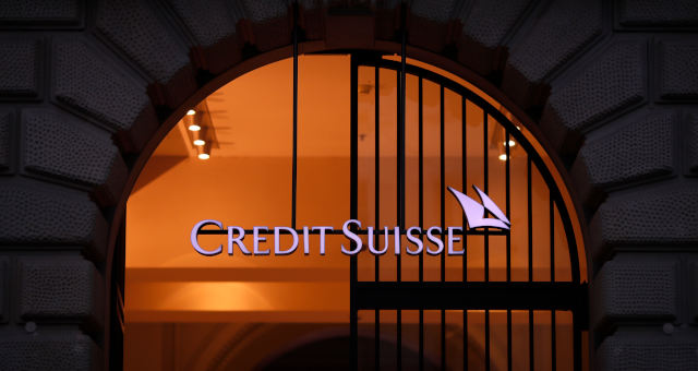 Credit Suisse Group Suíça