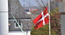 Dinamarca Bandeira