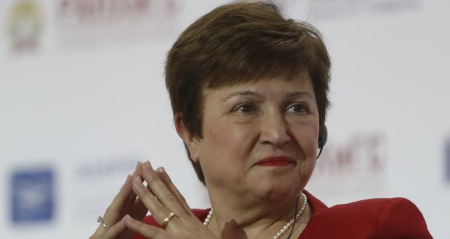 Diretora-executiva do Banco Mundial, Kristalina Georgieva