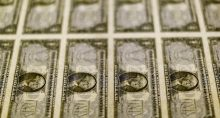 Dólar Moedas EUA
