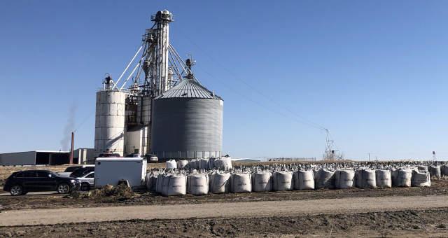Produção de etanol no Nebraska, EUA