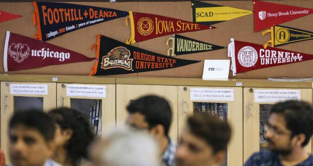 EUA Universidades Educação