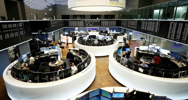 Europa Mercados Bolsa Frankfurt