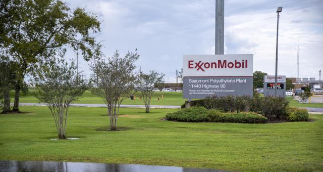 Exxon Mobil Empresas Setor Petrolífero