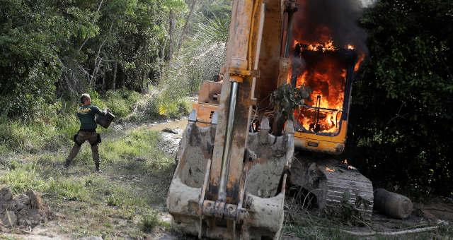 Ibama Amazônia Meio Ambiente