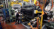 Indústria Fábrica Mercedes Benz Alemanha