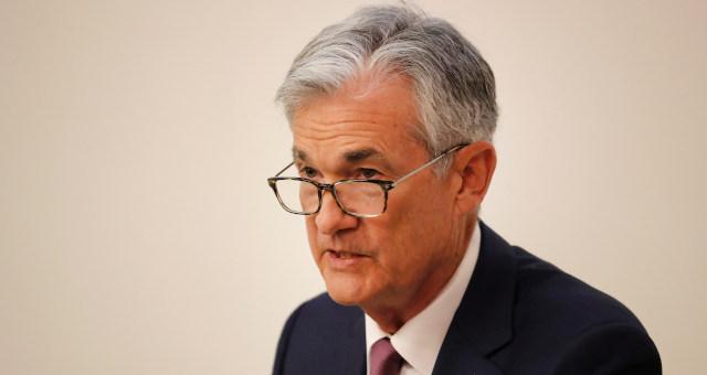 Fed - Jerome Powell