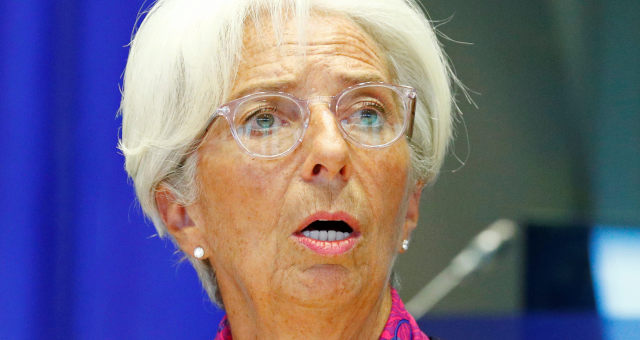 Christine Lagarde Banco Central Europeu