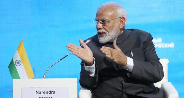 Narendra Modi Premiê Índia