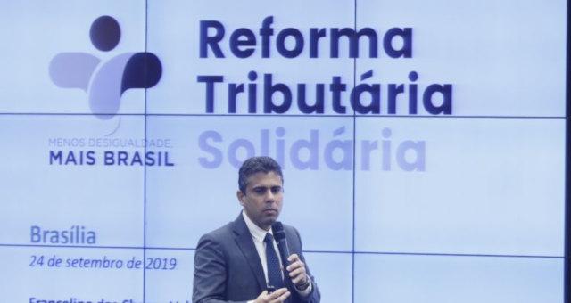 Reforma tributária Câmara